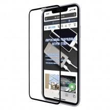 Защитное стекло для iPhone 11 (5D)