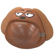 Портативная колонка RITMIX ST-111BT Puppy (коричневый)