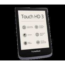 Электронная книга PocketBook Touch HD 3 (632) Серебро