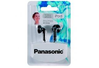 Наушники Panasonic RP-HV094GU-K (Черные)
