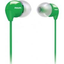 Наушники Philips SHE3590GN (Зеленые)