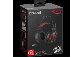 Игровая гарнитура Redragon Minos