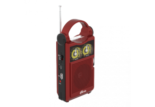 Радиоприёмник RITMIX RPR-303 Red-Black