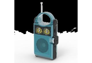 Радиоприёмник RITMIX RPR-333 blue
