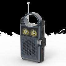 Радиоприёмник RITMIX RPR-333 carbon