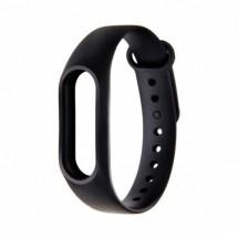 Ремешок для Xiaomi Mi Band 2 (черный)