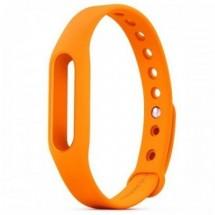 Ремешок для Xiaomi Mi Band 1 (оранжевый)