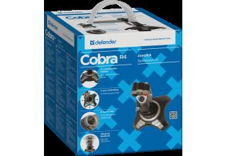 Джойстик Defender Cobra R4 USB
