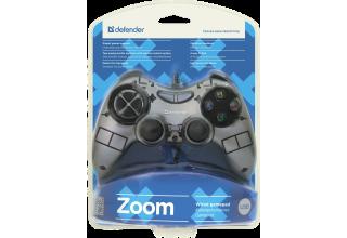 Геймпад Defender Zoom USB Xinput