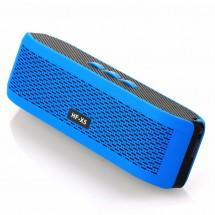 Портативная колонка HF-X5 (синяя)