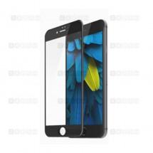 Защитное стекло для iPhone 7 (3D) (черное)