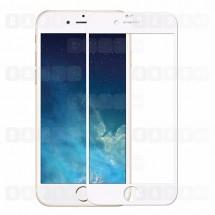 Защитное стекло для iPhone 7 (5D) (белое)