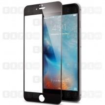Защитное стекло для iPhone 8 (5D) (черное)