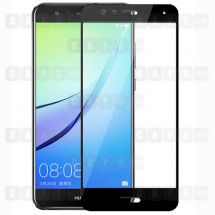 Защитное стекло для Huawei P10 Lite (3D) (черное)