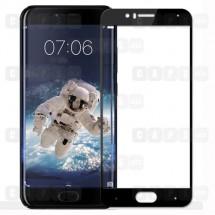 Защитное стекло для Xiaomi Mi 6 (3D) (черное)